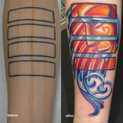 Tattoo Artist gallery: Osa Wahn