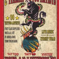 2nd Italian Tattoo Artists