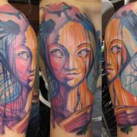kleckse 200x200 Tattoo Artist gallery: Osa Wahn