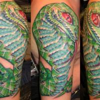 kobra 200x200 Tattoo Artist gallery: Osa Wahn