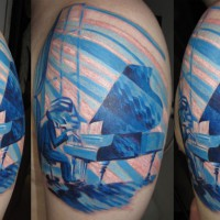 moonlight sonata tattoo OSA 200x200 Tattoo Artist gallery: Osa Wahn