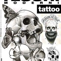 tattoo disegni 29 teschi moderni cover 250x250 Disegni Tattoo   Teschi