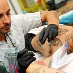 Tattoo Artist: interview with Morof