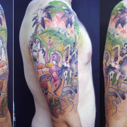Tattoo Artist Gallery: Morof