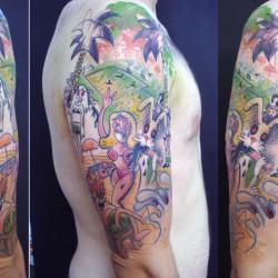 Tattoo Artist Gallery: Morof