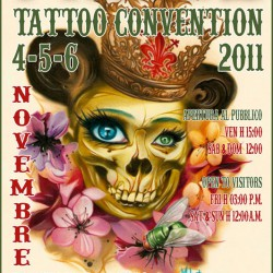 4th Florence Tattoo Convention