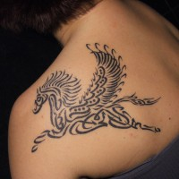 Pegasus tattoo 200x200 Tattoo Artist Gallery: Emre Cebeci