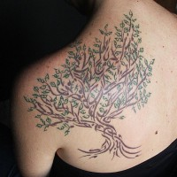 Tree tattoo 200x200 Tattoo Artist Gallery: Emre Cebeci