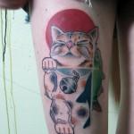 Lucky Charms tattoo 150x150 Tattoo Artist gallery: Jessica Mach