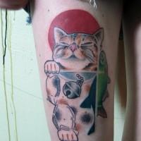 Lucky Charms tattoo 200x200 Tattoo Artist Gallery: Jessica Mach