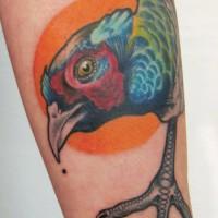 bird tattoo 200x200 Tattoo Artist Gallery: Jessica Mach