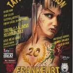 20th Frankfurt International Tattoo Convention