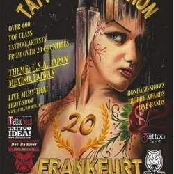20th International Tattoo-Convention Frankfurt
