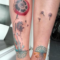 poppy tattoo 200x200 Tattoo Artist Gallery: Jessica Mach