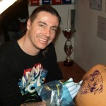 Tattoo Artist interiew with Michele Turco