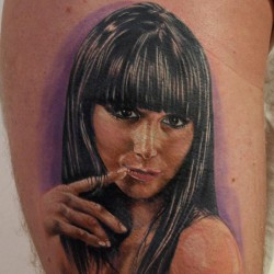 Tattoo Artist Gallery: Michele Turco