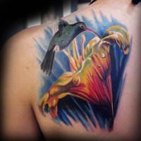 hummingbird tattoo 200x200 Tattoo Artist Gallery: Michele Turco