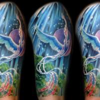 phoenix tattoo 200x200 Tattoo Artist Gallery: Michele Turco