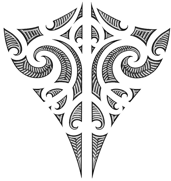 Maori Lower Back Tattoo: Maori Tattoo Designs, Photo Gallery And Video