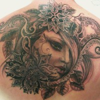 woman tattoo 200x200 Tattoo Artist Gallery: Amanda Ruby