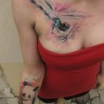 dragonfly tattoo 150x150 Tattoo artist Gallery: Ondrash