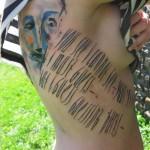lettering tattoo 150x150 Tattoo artist Gallery: Ondrash
