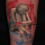 loneliness tattoo 150x150 Tattoo artist Gallery: Ondrash