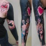 love tattoo 150x150 Tattoo artist Gallery: Ondrash