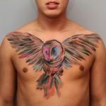 owl2 tattoo 150x150 Tattoo artist Gallery: Ondrash