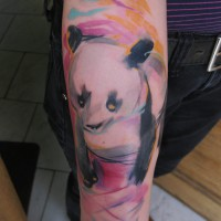 panda bear tattoo 200x200 Tattoo Artist Gallery: Ondrash