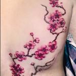 CHERRY BLOSSOM TATTOO 150x150 Fiori di ciliegio tattoo