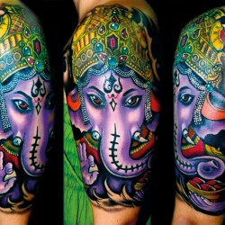 Asian style tattoo gallery