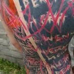 Marc tattoo08 150x150 Tattoo artist gallery: Marc – Little Swastika