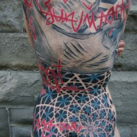 Marc tattoo14 200x200 Tattoo Artist gallery: Marc   Little Swastika