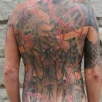 Marc tattoo17 150x150 Tattoo artist gallery: Marc – Little Swastika