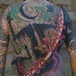 Marc tattoo18 150x150 Tattoo artist gallery: Marc – Little Swastika