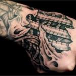 biomechanics tattoo 150x150 Tatuaggio Biomeccanico
