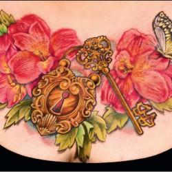 Chiavi & Lucchetti tattoo