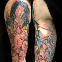 religious tattoo 200x200 Tattoo Artist Gallery: Marie Kraus