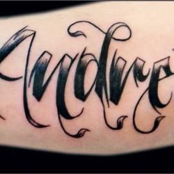 Tatuarsi un nome - Stile Chicano