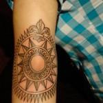 compass tattoo 150x150 Tattoo artist gallery: Duke Riley