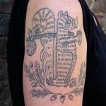 squirrel tattoo 150x150 Tattoo artist gallery: Duke Riley