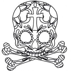 Tatuaggi: Come Disegnare un Teschio