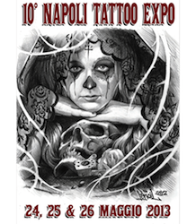 10° Tattoo Expo Napoli