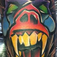gorilla tattoo 200x200 Tattoo artist gallery: Sebo