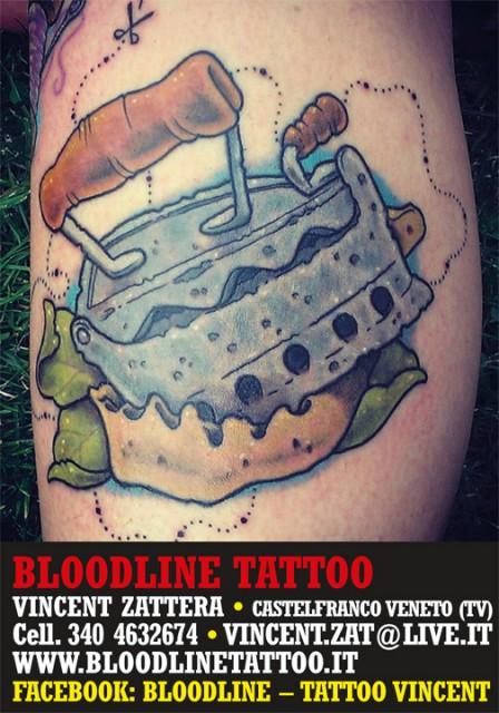 bloodline 448x640 Bloodline Tattoo   www.bloodlinetattoo.it FB: bloodline   tattoo vincent