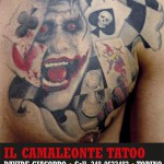 Il Camaleonte Tattoo