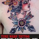 Time Warp Tattoo
