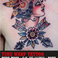Time Warp Tattoo