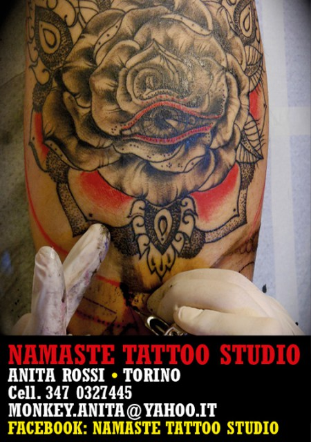 nemaste 450x640 Namaste Tattoo Studio   monkey.anita@yahoo.it FB: Namaste Tattoo Studio